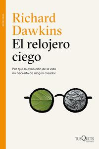 Libro EL RELOJERO CIEGO