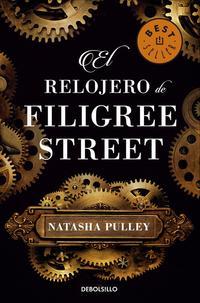 Libro EL RELOJERO DE FILIGREE STREET