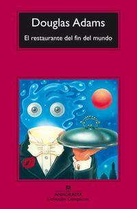 Libro EL RESTAURANTE DEL FIN DEL MUNDO