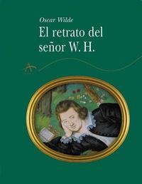Libro EL RETRATO DEL SEÑOR W.H.