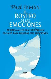 Libro EL ROSTRO DE LAS EMOCIONES