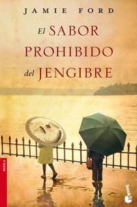 Libro EL SABOR PROHIBIDO DEL JENGIBRE