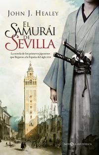 Libro EL SAMURAI DE SEVILLA