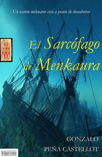 Libro EL SARCOFAGO DE MENKAURA