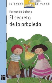 Libro EL SECRETO DE LA ARBOLEDA