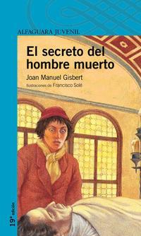 Libro EL SECRETO DEL HOMBRE MUERTO
