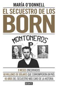 Libro BORN / EL SECUESTRO DE LOS BORN