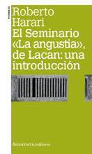 Libro EL SEMINARIO LA ANGUSTIA DE LACAN