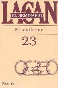 Libro EL SEMINARIO: EL SINTHOME