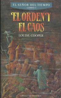 Libro EL SEÑOR DEL TIEMPO: EL ORDEN Y EL CAOS