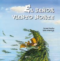 Libro EL SEÑOR VIENTO NORTE