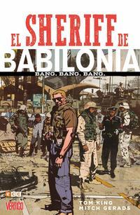 Libro EL SHERIFF DE BABILONIA. BANG. BANG. BANG.