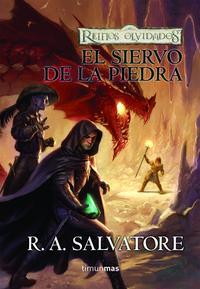 Libro EL SIERVO DE LA PIEDRA: REINOS OLVIDADOS LOS MERCENARIOS Nº1