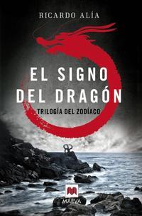 Libro EL SIGNO DEL DRAGON