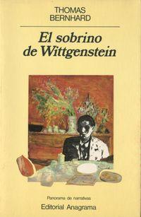 Libro EL SOBRINO DE WITTGENSTEIN