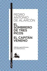 Libro EL SOMBRERO DE TRES PICOS / EL CAPITAN VENENO