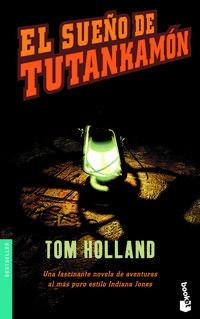 Libro EL SUEÑO DE TUTANKAMON