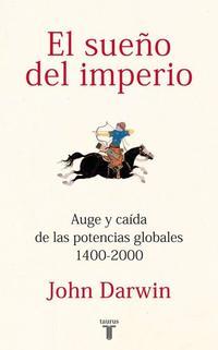 Libro EL SUEÑO DEL IMPERIO