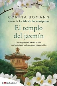 Libro EL TEMPLO DEL JAZMIN