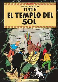 Libro EL TEMPLO DEL SOL