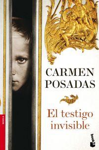 Libro EL TESTIGO INVISIBLE