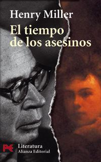 Libro EL TIEMPO DE LOS ASESINOS: UN ESTUDIO SOBRE RIMBAU