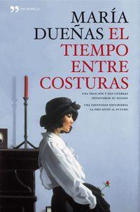 Libro EL TIEMPO ENTRE COSTURAS