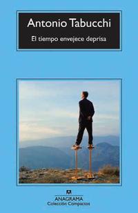 Libro EL TIEMPO ENVEJECE DEPRISA