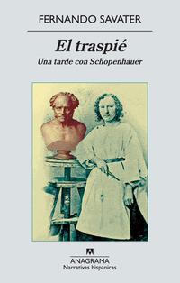 Libro EL TRASPIE. UNA TARDE CON SCHOPENHAUER