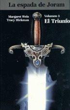 Libro EL TRIUNFO: LA ESPADA DE JORAM