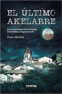 Libro EL ULTIMO AKELARRE