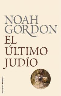 Libro EL ULTIMO JUDIO