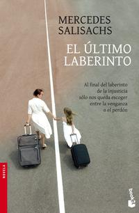 Libro EL ULTIMO LABERINTO