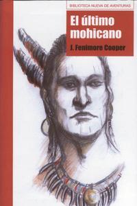 Libro EL ULTIMO MOHICANO