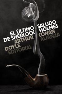 Libro EL ULTIMO SALUDO DE SHERLOCK HOLMES