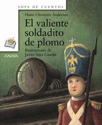 Libro EL VALIENTE SOLDADITO DE PLOMO