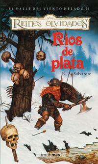 Libro EL VALLE DEL VIENTO HELADO: RIOS DE PLATA