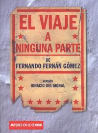 Libro EL VIAJE A NINGUNA PARTE
