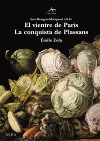 Libro EL VIENTRE DE PARIS - LA CONQUISTA DE PLASSANS