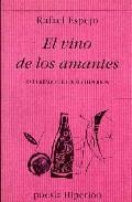 Libro EL VINO DE LOS AMANTES