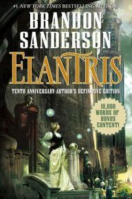 Libro ELANTRIS: TENTH ANNIVERSARY SPECIAL EDITION