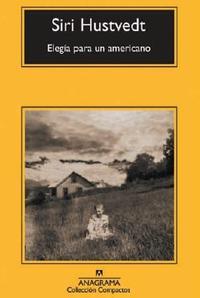 Libro ELEGIA PARA UN AMERICANO