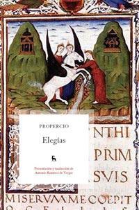 Libro ELEGIAS