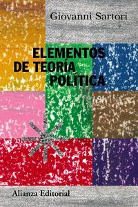 Libro ELEMENTOS DE TEORIA POLITICA