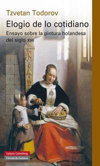 Libro ELOGIO DE LO COTIDIANO