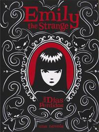 Libro EMILY THE STRANGE I: LOS DIAS PERDIDOS