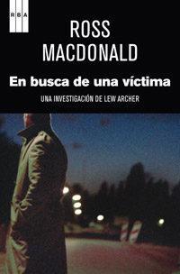 Libro EN BUSCA DE UNA VICTIMA