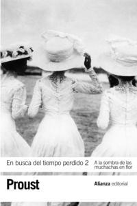 Libro EN BUSCA DEL TIEMPO PERDIDO: A LA SOMBRA DE LAS MUCHACHAS EN FLOR