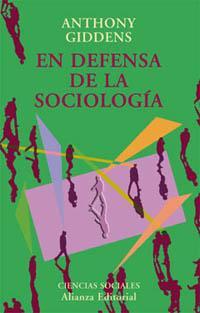 Libro EN DEFENSA DE LA SOCIOLOGIA