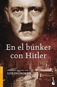 Libro EN EL BUNKER CON HITLER